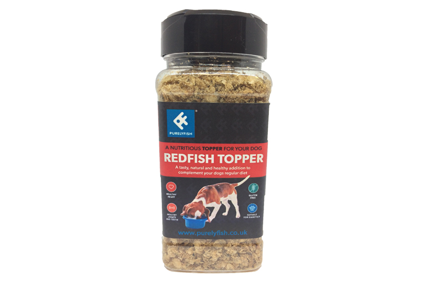 Redfish Topper for Dogs 200g